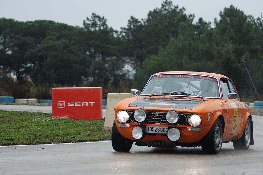 Campeones Rally de Castell de Guadalest